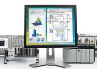 Среда графического программирования  LabVIEW  (National Instruments)